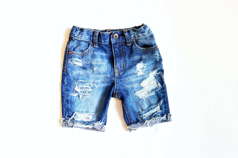 Denim clipart ripped jeans Boy shorts Jax Denim Shorts