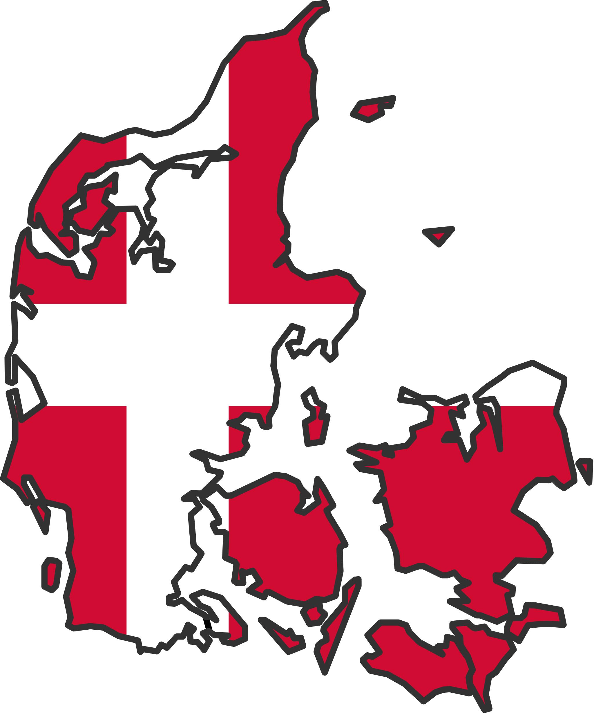 Denmark clipart Wallpapers Flag Flag Denmark 2