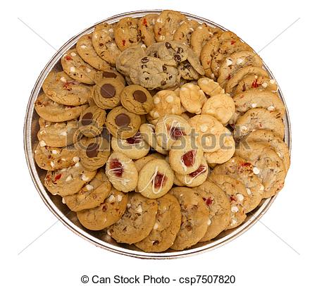Denmark clipart cookie tray Cookie  Cookie Homemade isolated
