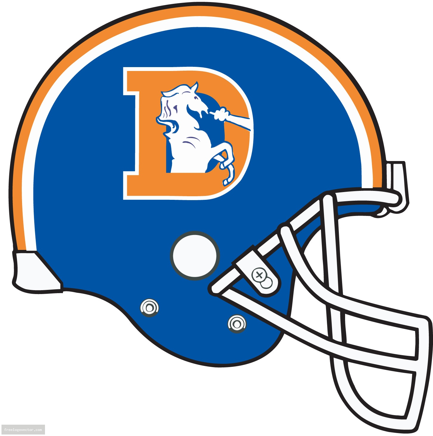 Denver clipart Old Clipart cliparts Broncos Denver