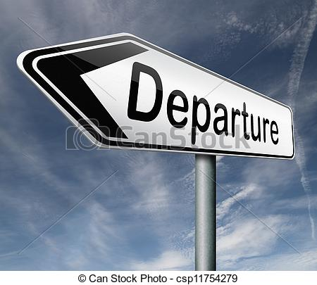 Departure clipart airplane background Stock road sign Illustrations Stock