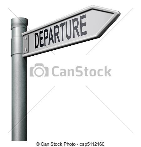 Departure clipart journey Clipart Departure