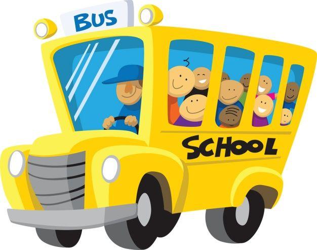 Departure clipart arrival School Arrival cliparts Bus Clipart