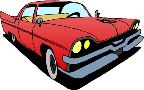 Departure clipart big car Elementary Car School Blaney /