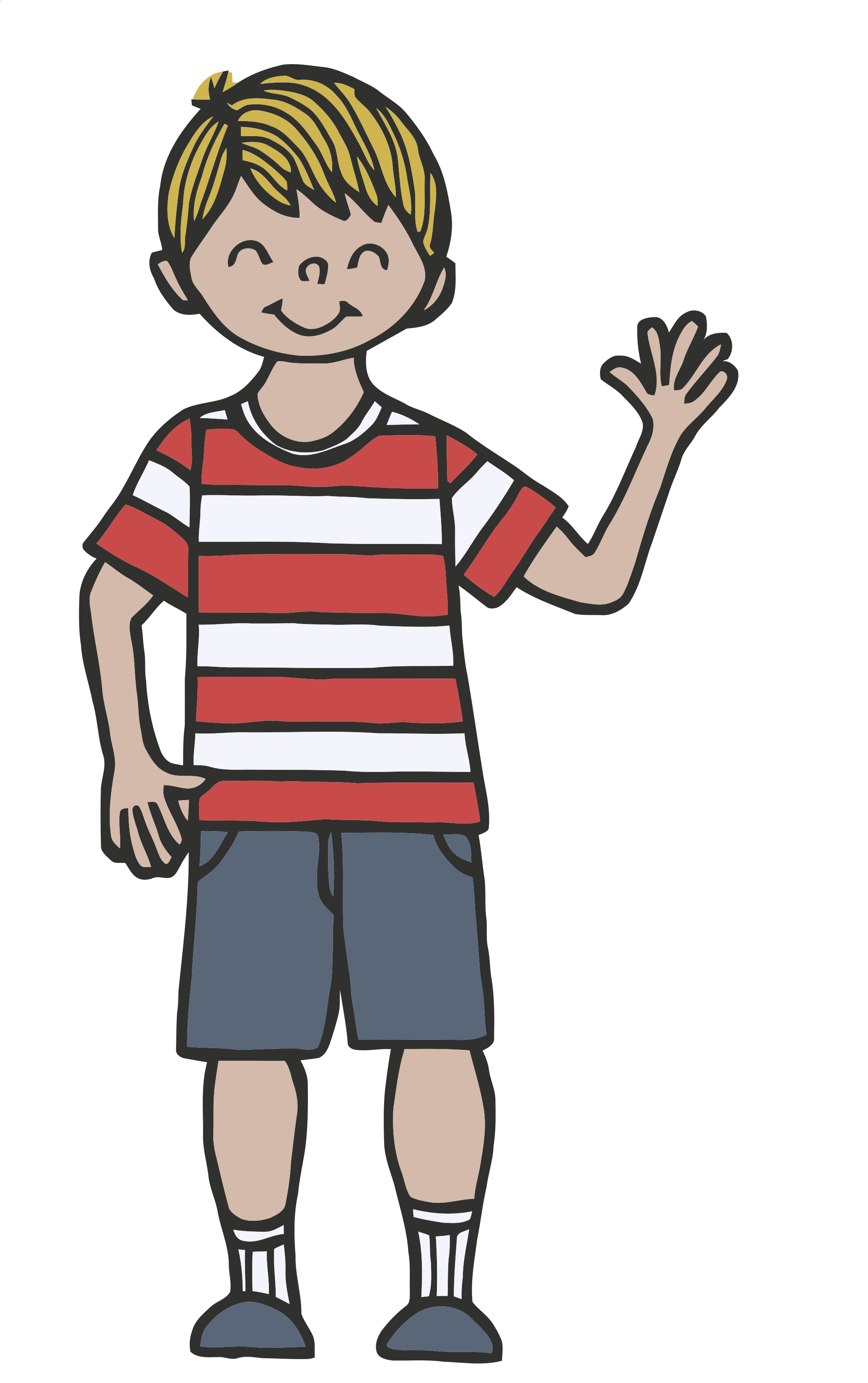 Departure clipart bye bye Goodbye cliparts Clipart Waving Free