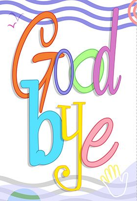 Departure clipart bye bye 70 images on Good best