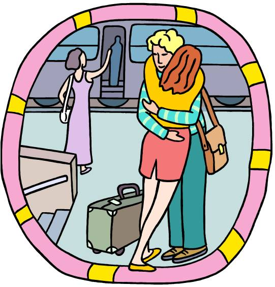 Departure clipart bye bye Goodbye cliparts Clipart Saying Teacher