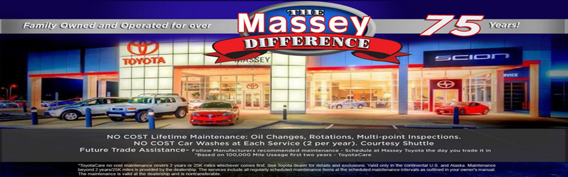 Departure clipart car dealer Massey Serving Used & New