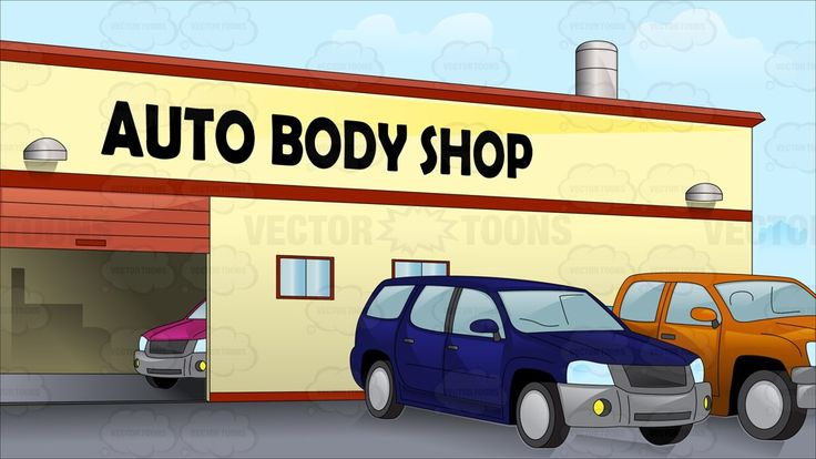Departure clipart car dealer  Day Body Auto An