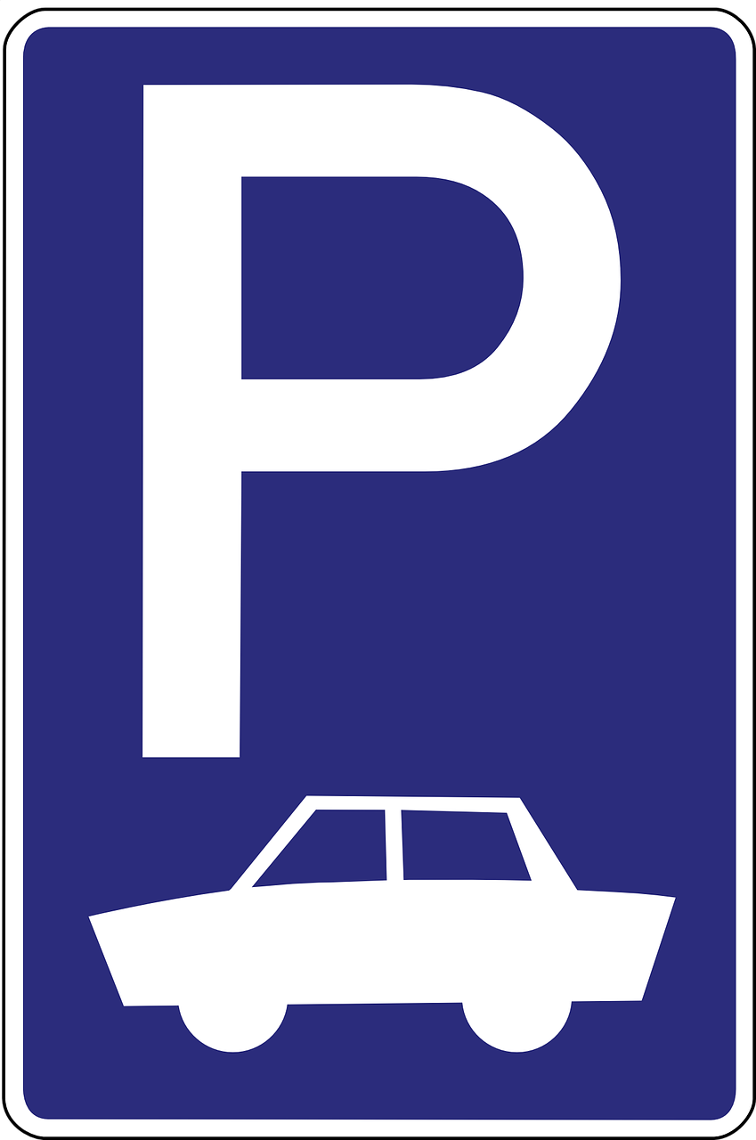 Departure clipart parked car Tambo OR parking lot parking