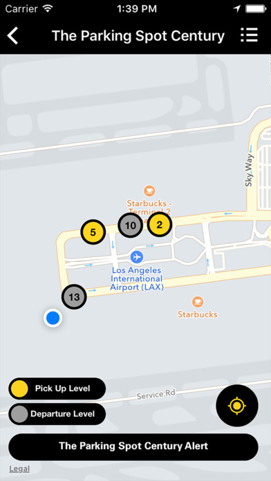 Departure clipart parking spot App Have iPhone Covered® The