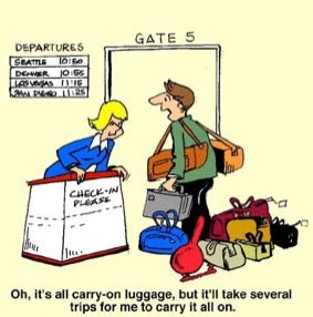 Departure clipart study abroad For Packing travel Clothing overseas