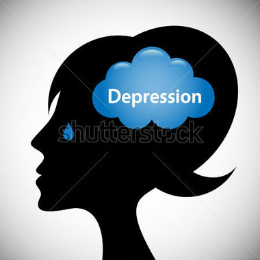 Despair clipart depression #7