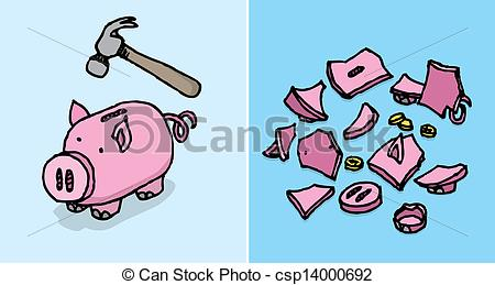 Depression clipart economic depression Depression / Economic of csp14000692