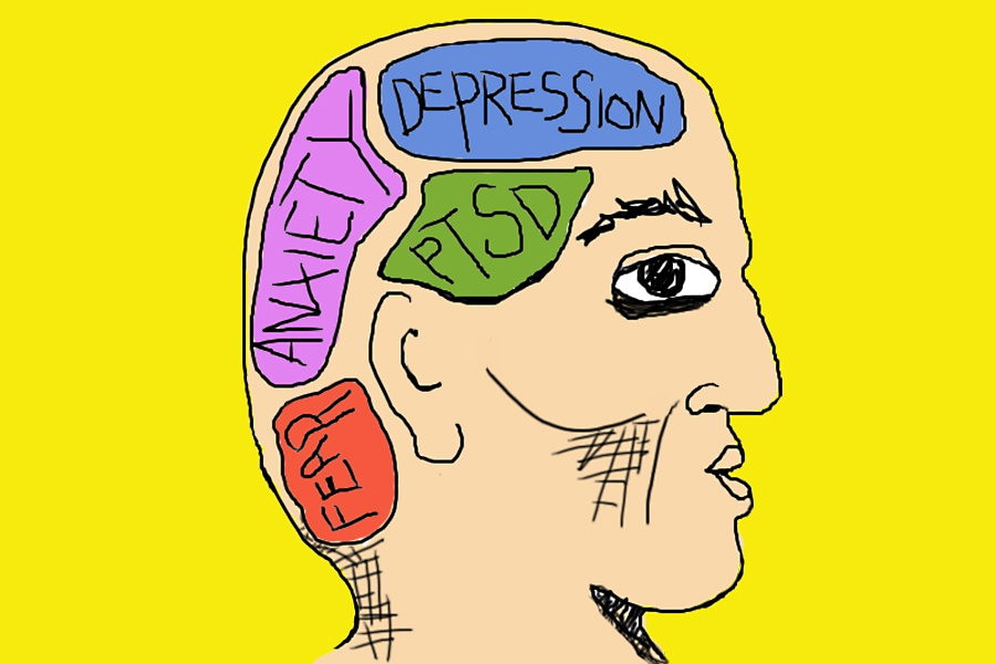 Depression clipart mental illness  mental insight into illness