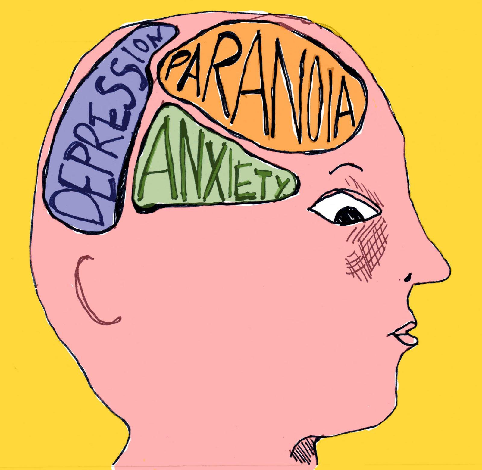 Depression clipart mental illness Illness'