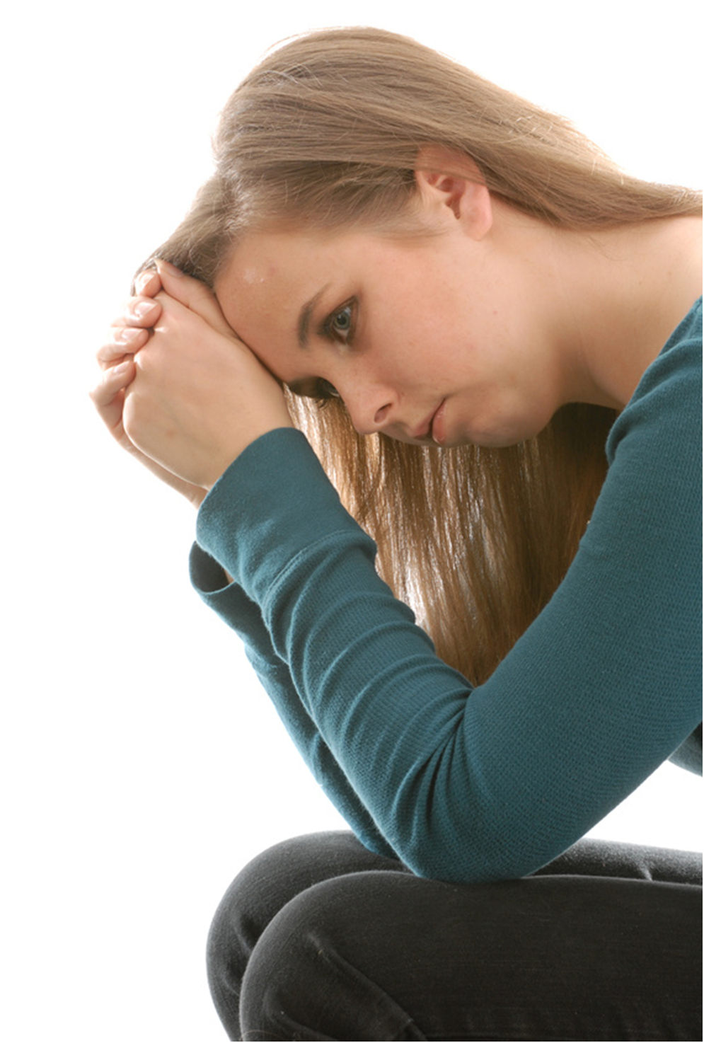 Depression clipart upset person Felstead MailOnline Jane girl Depressed