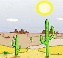 Desert clipart Desert Desert Free Landscape Clipart