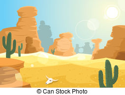 Desert clipart 261 and No  used