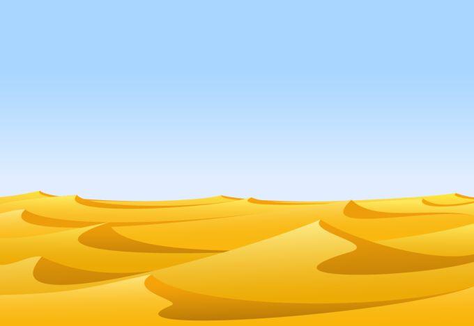 Desert clipart Clip The Desert Desert Cliparts