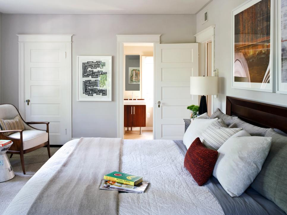 Desk clipart bedroom furniture Small Bedroom HGTV  for
