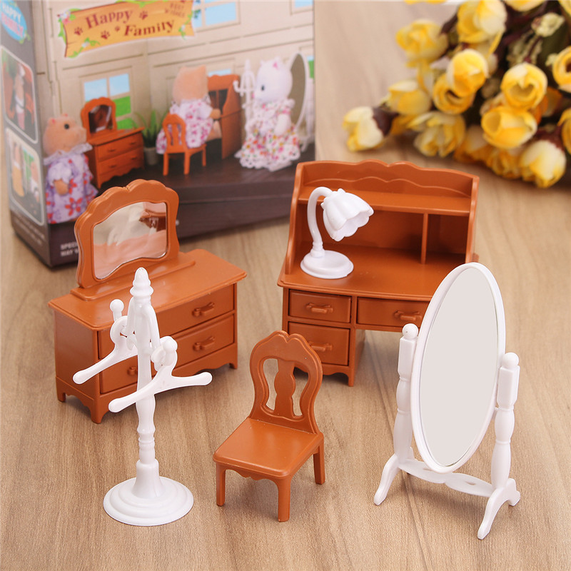 Desk clipart bedroom furniture Christmas Mirror Furniture Promotional Toys