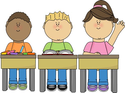 Desk clipart classroom teaching For at Students school hubby