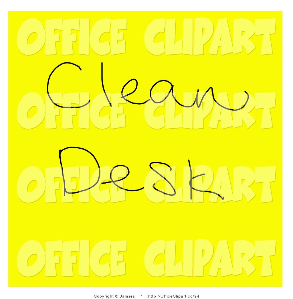Desk clipart clean desk Clean Clipart com Clipart Desk