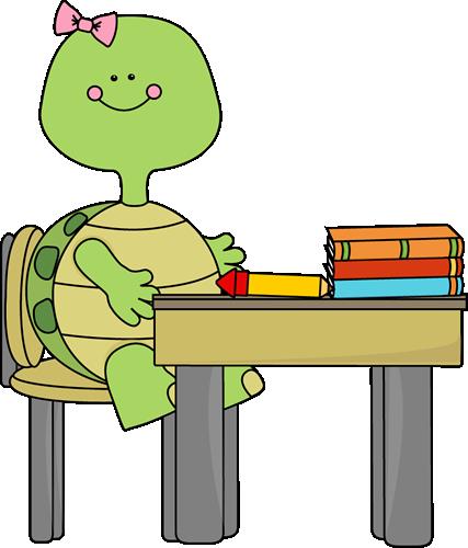 Desk clipart cute School  Desk Free Clip