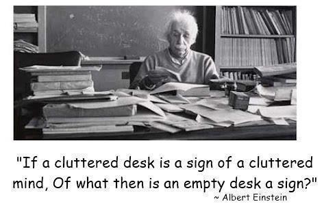 Desk clipart disorganized Kam's clipart Personal Development clipart