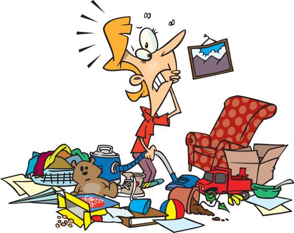 Desk clipart disorganized Disorganized  on Free Free