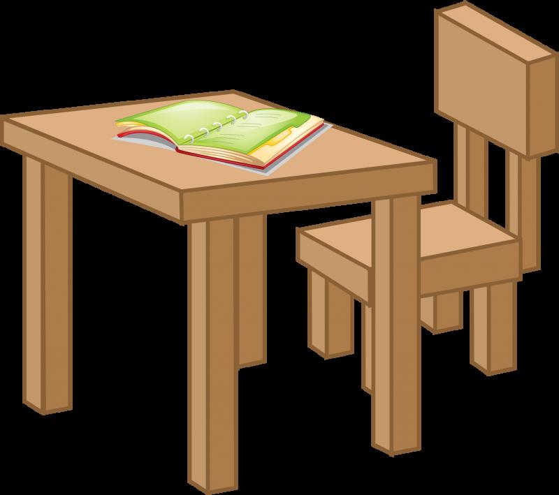 Desk clipart meja Dan doodle doodle That's meja