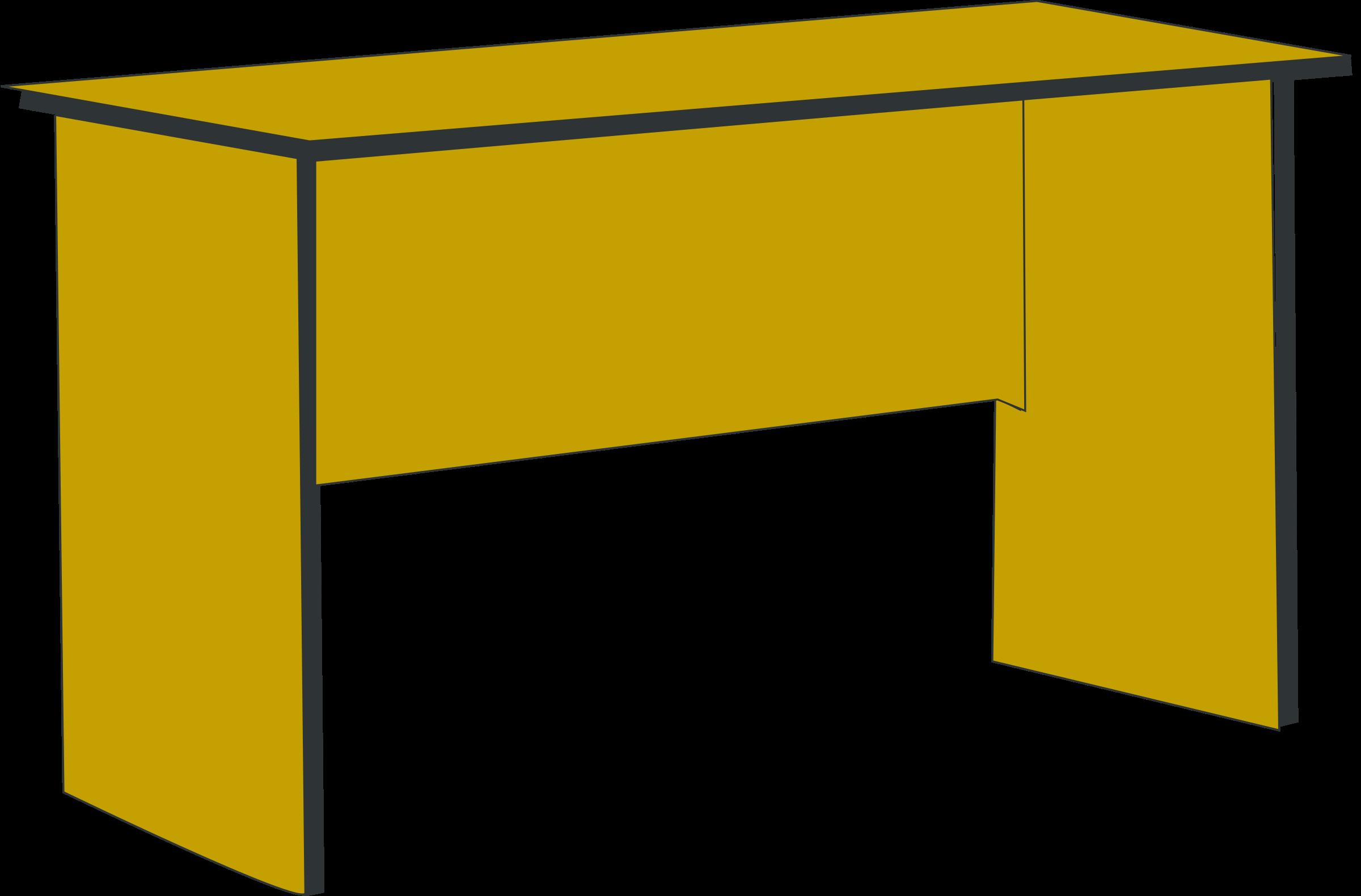 Desk clipart meja Desk Nuvola 1 Clipart Desk