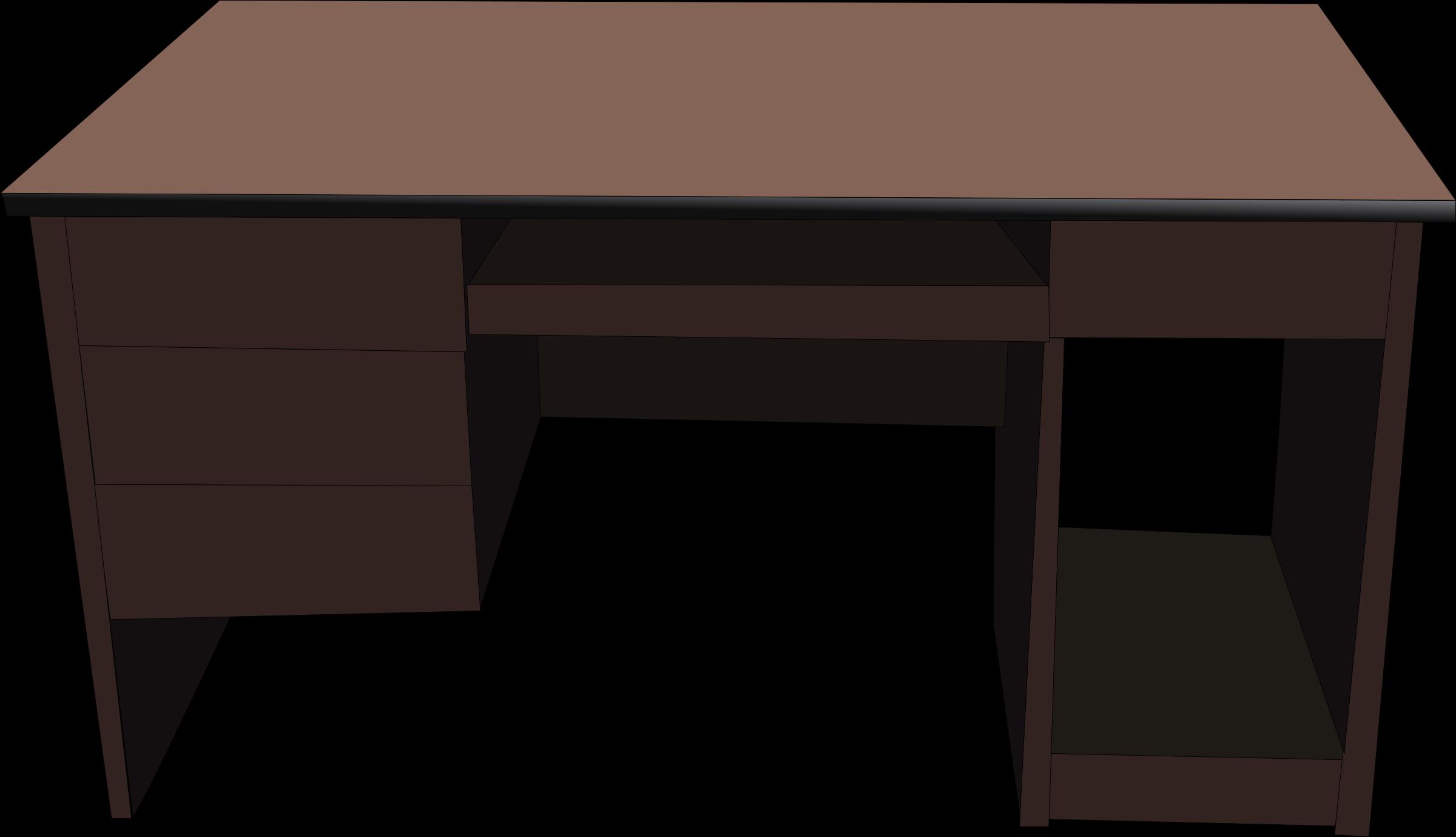 Scotch clipart office desk #8