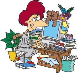 Desk clipart organised Organize Your Clipart  Kid