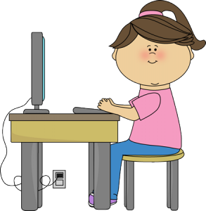 Desk clipart research paper Using Excelsior girl Academy school
