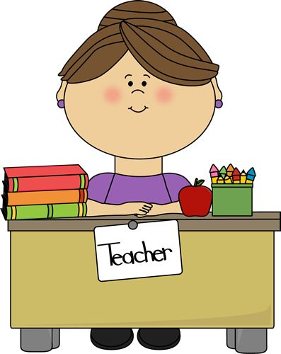 Desk clipart school counselor On School/Teacher Art Art School/Teacher