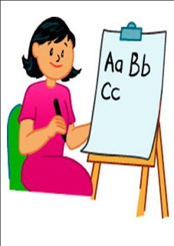 Desk clipart spanish teacher Spanish the teaching Spanish Gissela