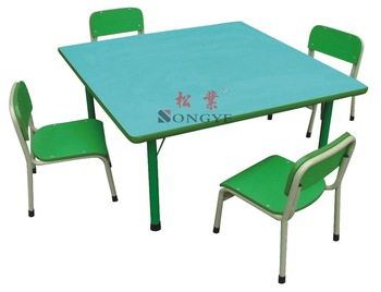 Desk clipart square table Educational And desk Table school