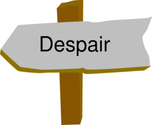 Despair clipart Domain clip vector online at