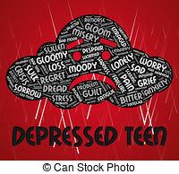 Despair clipart misery #5