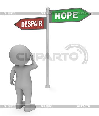 Despair clipart misery #9