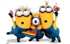 Despicable Me clipart birthday minion Minions Birthday Me Despicable best