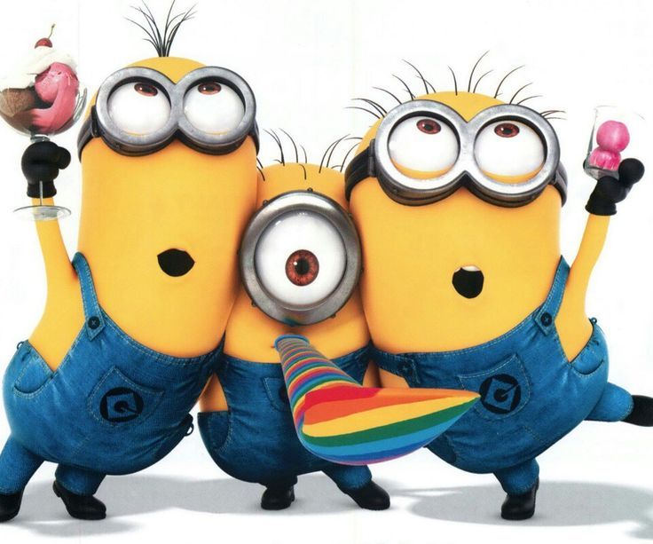 Despicable Me clipart birthday minion Party PlatesBirthday on SuppliesDinner Party