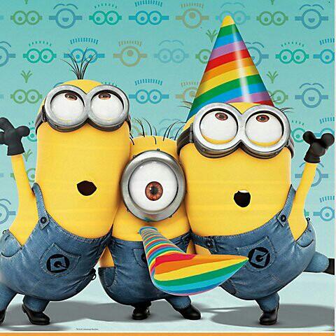 Despicable Me clipart birthday minion Birthday & Graphics Minions Despicable