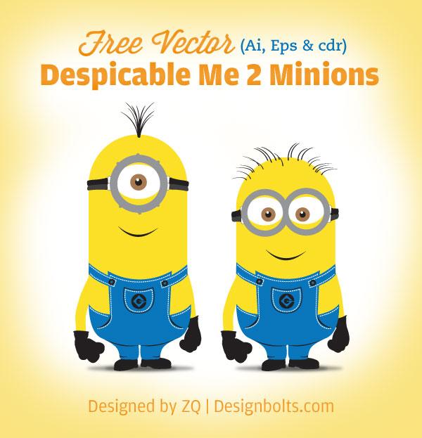 Despicable Me clipart birthday minion Me Ai despicable (Ai minions