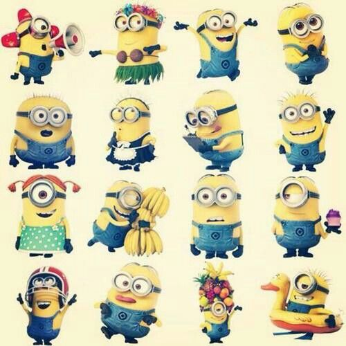 Despicable Me clipart cute Despicable on best funny images