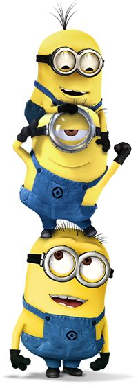Despicable Me clipart david In this les minions ·
