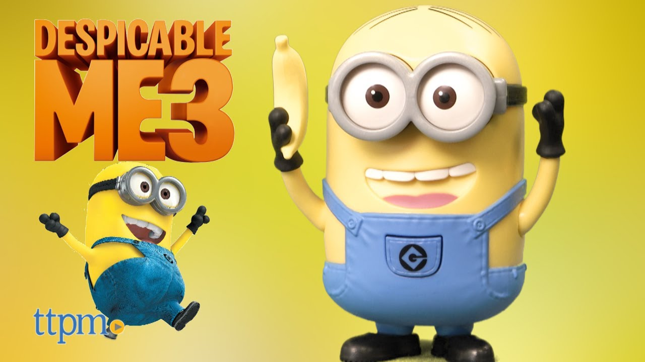 Despicable Me clipart david From YouTube Toys Dave Despicable