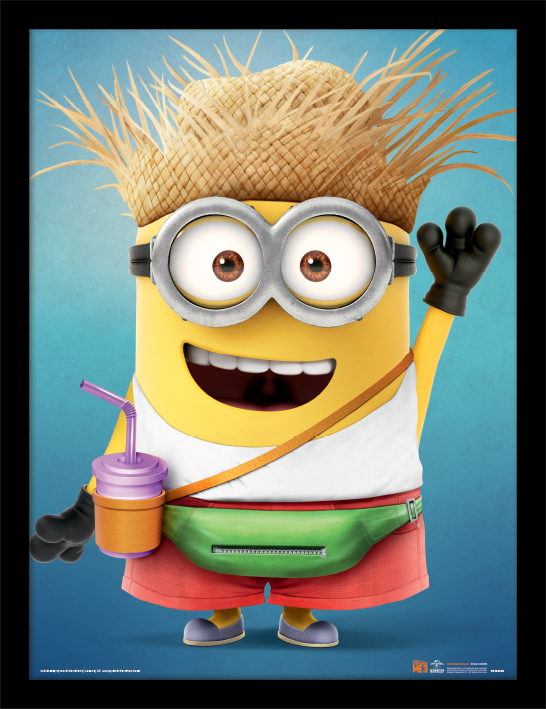 Despicable Me clipart david International Pyramid (Holiday Me Despicable